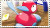 Porygon2 Stamp by FireFlea-San