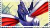Skarmory Stamp by FireFlea-San