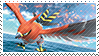 Talonflame Stamp by FireFlea-San