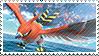 Talonflame Stamp by FireFlea-San