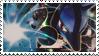 Lucario Stamp by FireFlea-San