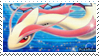 Milotic stamp by FireFlea-San