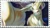 Ninetails stamp by FireFlea-San