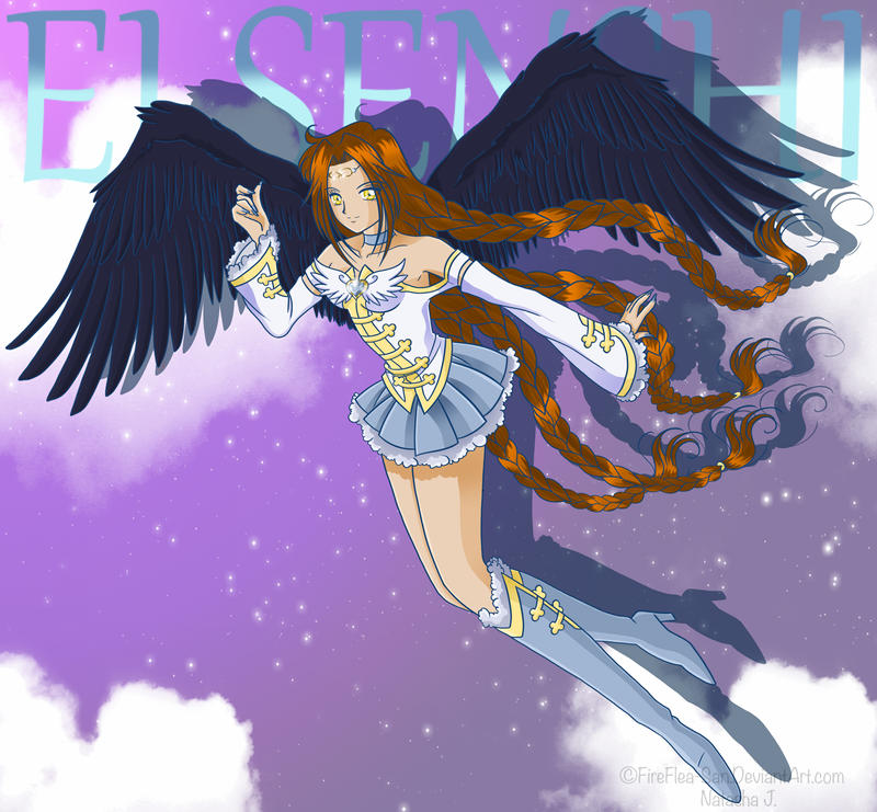CO- Ei Senshi by FireFlea-San