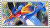 Swampert Stamp by FireFlea-San