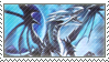 Blue-Eyes White Dragon Stamp by FireFlea-San
