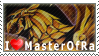 MasterofRa Support stamp by FireFlea-San