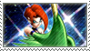 Harpie Lady 2 Stamp by FireFlea-San
