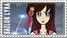 Sailor Lyra Stamp by FireFlea-San