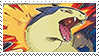 Typhlosion Stamp by FireFlea-San