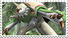 Chesnaught stamp by FireFlea-San