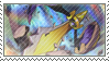 Aegislash Stamp by FireFlea-San