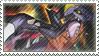 Garchomp Stamp by FireFlea-San