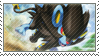 Luxray Stamp by FireFlea-San
