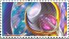 Lunala Stamp by FireFlea-San
