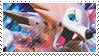 Lycanroc Day Stamp by FireFlea-San