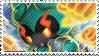 Marshadow Stamp by FireFlea-San