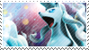 Alolan Ninetails Stamp by FireFlea-San