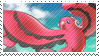 Oricorio Stamp by FireFlea-San