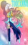 CO- Toucanna by FireFlea-San