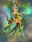 CO- Sailor Topaz Gaia by FireFlea-San