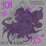 YCH: Framed Senshi Portrait -CLOSED- by FireFlea-San