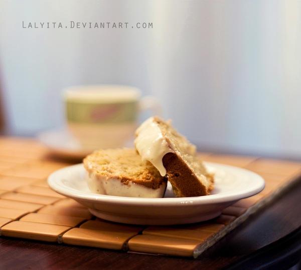 Pumpkin Cake by lalyita