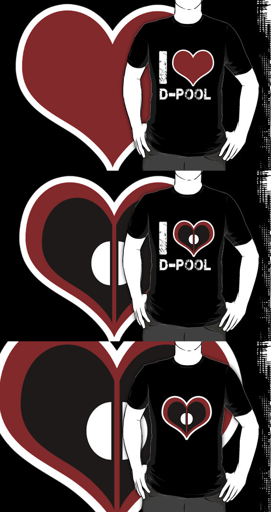 I heart D-POOL by Kallian91