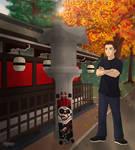 :C: Longboarding in Japan by Kallian91
