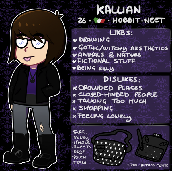 Kallian91's Profile Picture
