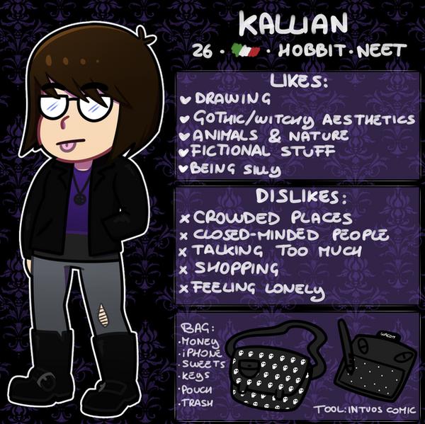 Kallian91's Profile Picture