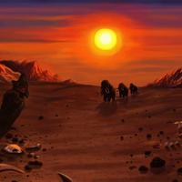 The Plains of Despair by StarliteMaiden