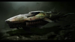 combat submarine