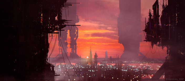 industrial City by ldimonl
