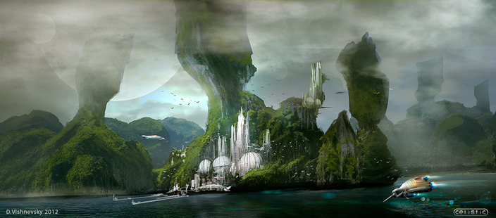 White city by ldimonl