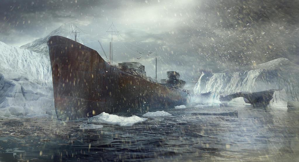 Iceworld by ldimonl