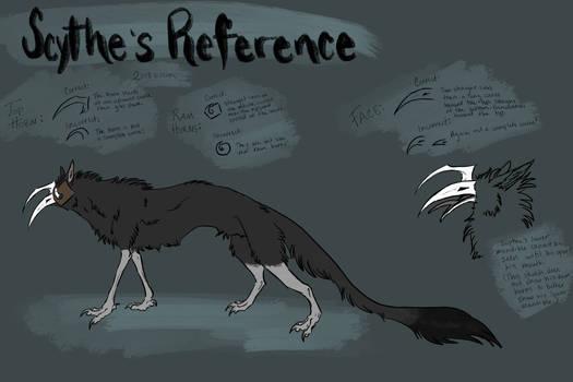 Scythe Reference 2018