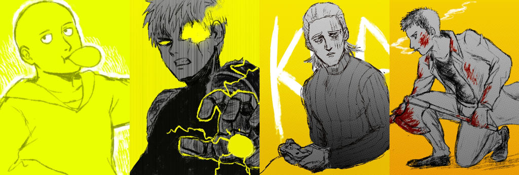 Huevember 01-04 (OPM) by Lyferie
