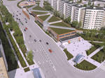 Project of shopping center N1