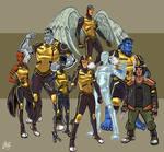 X-Men Redesigns FINAL