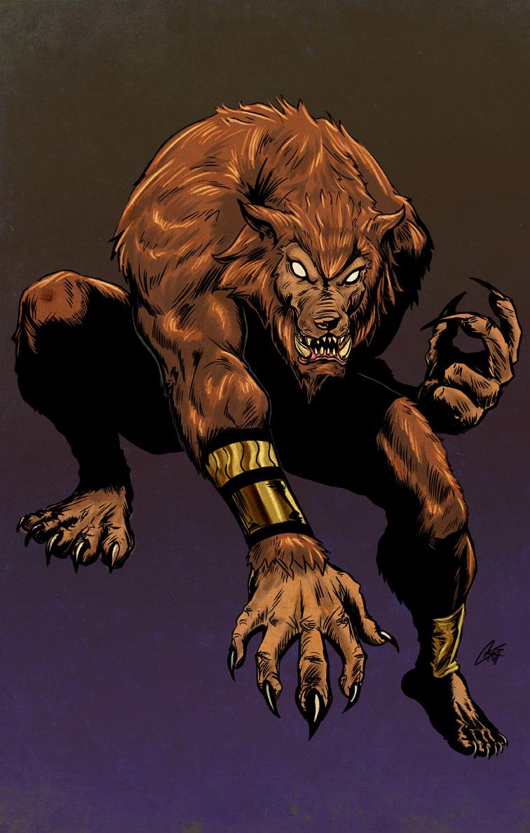 Dark Legacy: Werewolf by ChrisJamesScott