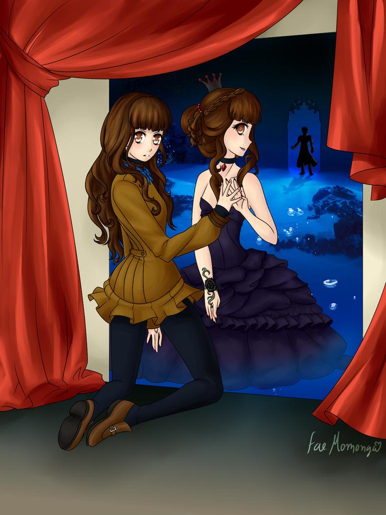 Romeo and Briar Rose by MewBlaze