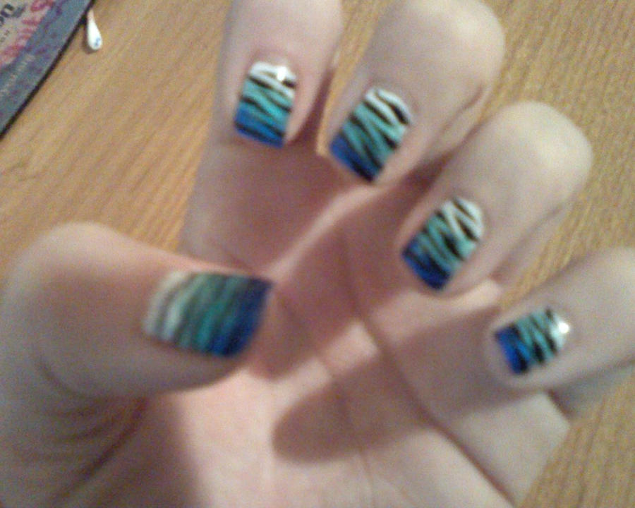 Cool nails by briiannaaax