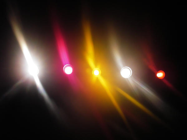 Stage lights by planbsk8r