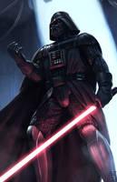 Darth Vader by JustineTutubi