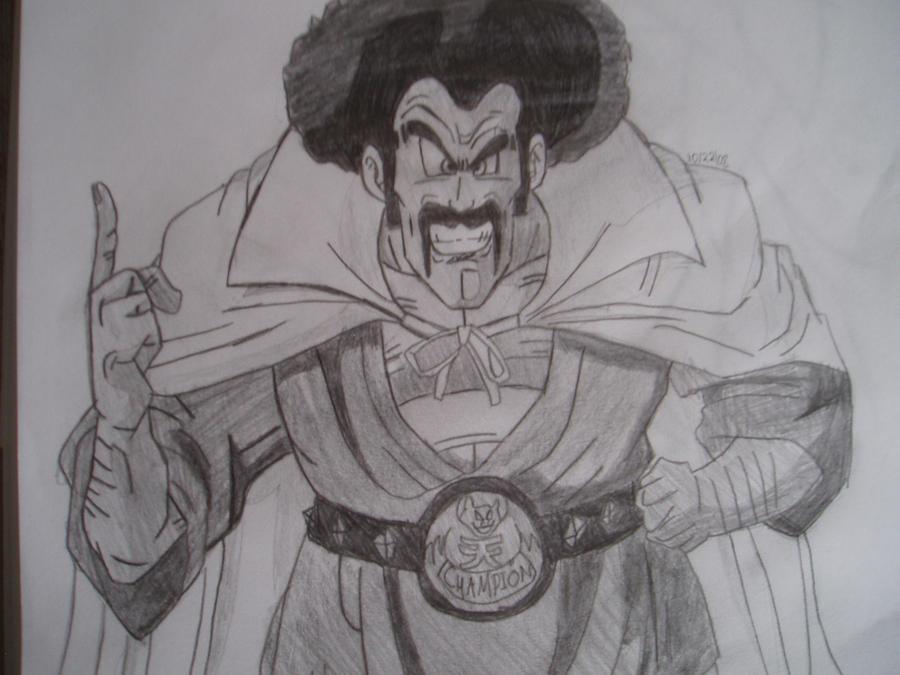 Dragon Ball: Mr. Satan - Images Gallery