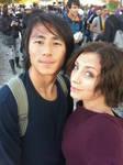 Glenn and Maggie by AriTeach