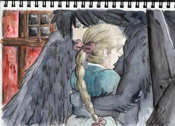 Hug by VIISeraphin