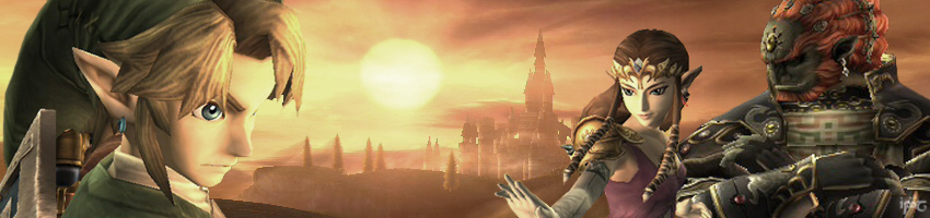 Forum Header Legend of Zelda by Indiliel