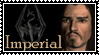 Skyrim Imperial Stamp by Indiliel